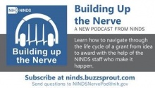 Image for Building Up the Nerve podcast from NINDS